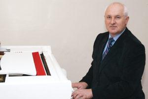 Сергій Сокур, композитор, заслужений працівник культури україни